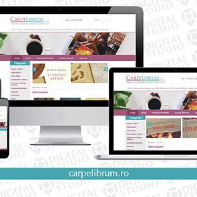 Carpelibrum - online könyvesbolt