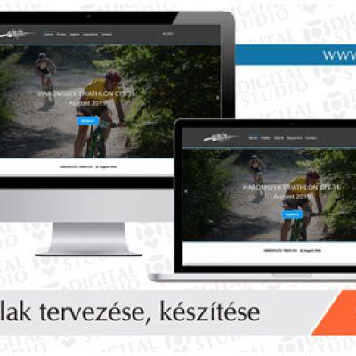 Új, korszerű weboldal az Alpinsport Egyesület számára