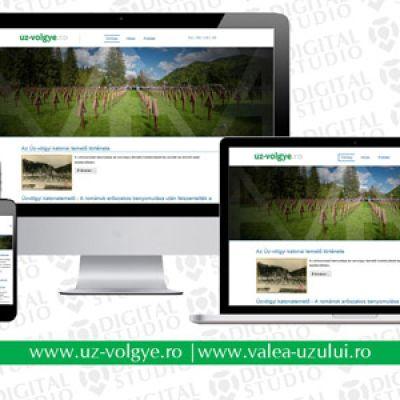 uz-volgye.ro címen új tartalomszolgáltatást indítottunk