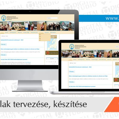 Elkészítettük a Székelyföldi Tehetségsegítő Tanács új weboldalát